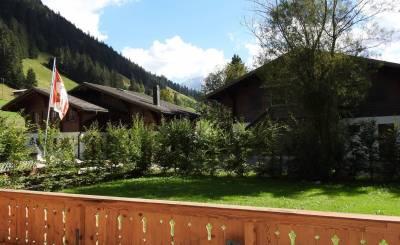 Arrendamento Chalé Lauenen bei Gstaad