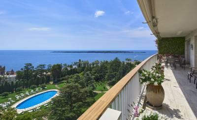 Arrendamento de curta duraçāo Apartamento Cannes