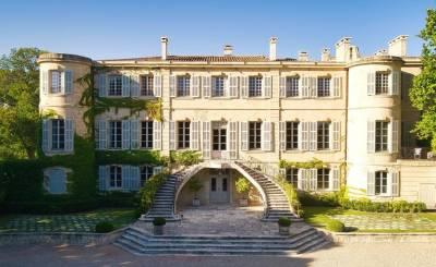 Arrendamento de curta duraçāo Castelo Les Baux-de-Provence