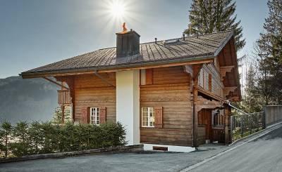 Arrendamento de curta duraçāo Chalé Gstaad