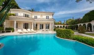 Arrendamento de curta duraçāo Villa Cap d'Antibes