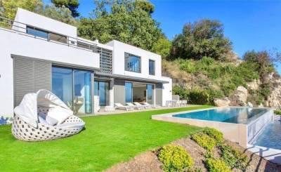Arrendamento de curta duraçāo Villa Nice