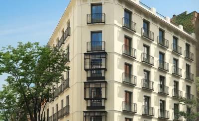 Construção Entregue em Madrid