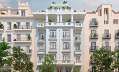 Construção Entrega em 12/21 Madrid