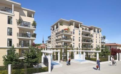 Construção Entrega em 10/23 Aix-en-Provence