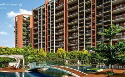 Venda Apartamento villa Bangalore East